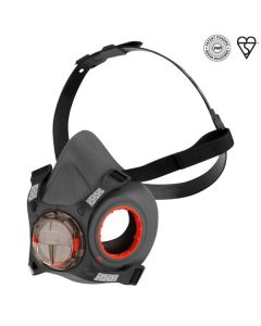 JSP Force™ 8 Medium Half Mask with Typhoon™ Valve without Twin Cartridges