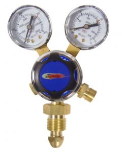WeldGas Single Stage 2 Gauge Oxygen Regulator 10 Bar