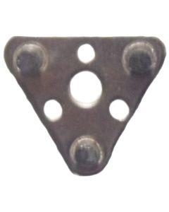 Triple Style Lighter Bagged of 10 Flints