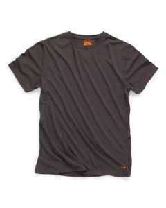 Scruffs Worker T-Shirt Graphite XL