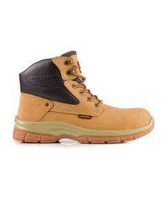 Scruffs Hatton Tan Safety Boots Size 8/42