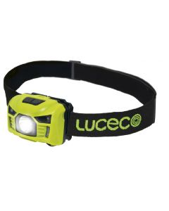 LUCECO LED INSPECTION HEAD TORCH