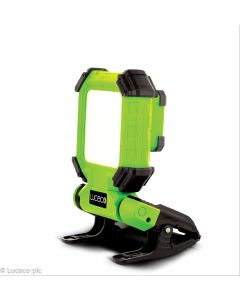 LUCECO PORTABLE LED CLAMP WORK LIGHT