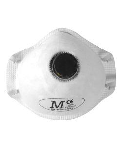 JSP Martcare® Moulded Mask Valved FFP1 Box of 10