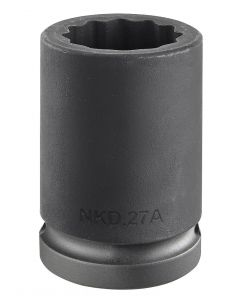 3/4 DRIVE 34MM DEEP IMPACT SOCKET 12 POINT