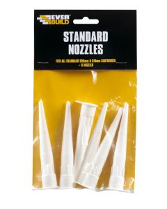 EVERBUILD STANDARD NOZZLE 6 PACK
