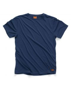 Scruffs Worker T-Shirt Navy M