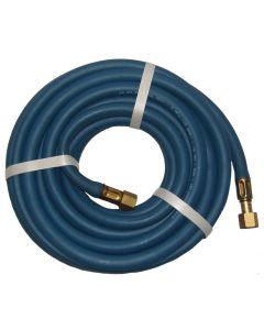 """Weldgas Oxygen Hose 3/8"""" / 10mm x 15 Metres"""