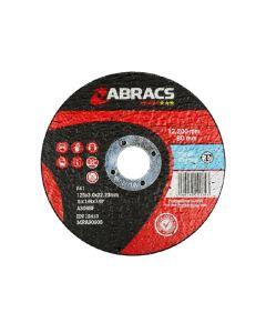 Abracs Proflex 125mm x 3mm x 22mm FM Metal Cutting Disc