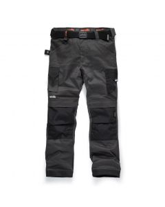 """Scruffs Pro Flex Trouser Graphite 40""""R"""