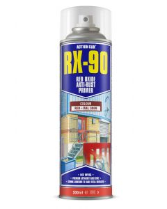 RX-90 RED OXIDE  ANTI RUST