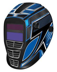Tecmen ClearWelding Blue Auto Darkening Headshield – Welding & Grinding
