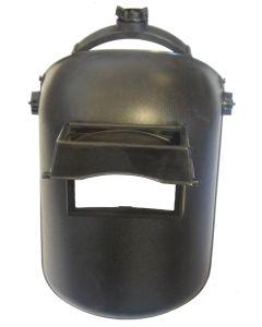 """Flip Front Mask 4 1/4"""" x 2"""""""