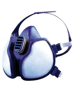 3M 4279 Maintenance free Gas / Vapour Particulate respirator