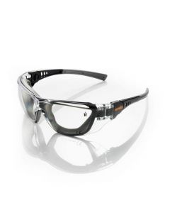 Scruffs Falcon Clear Lens Safety Specs