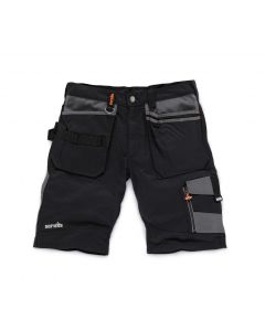 Scruffs Slate Trade Shorts 40W