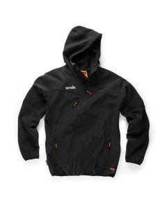Scruffs Worker Softshell Black S