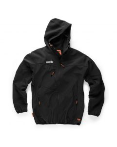 Scruffs Worker Softshell Black L