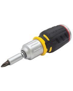 STANLEY FatMax Ratchet Screwdriver Stubby STA062688
