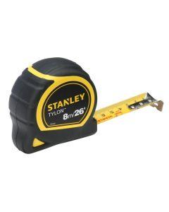 STANLEY Tylon Pocket Tape 8m/26ft (Width 25mm) STA130656N