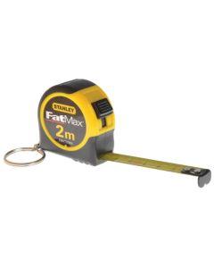 STANLEY Key Ring Tape 2m (Width 13mm) STA133856
