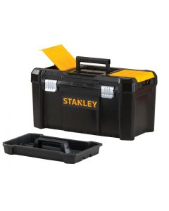 STANLEY Basic Toolbox with Organiser Top 50cm (19in) STA175521
