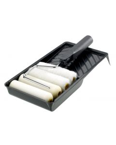 STANLEY Roller Kit with 4 Sleeves 100mm (4in) STASTRMS1LL
