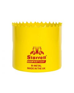 STARRETT Fast Cut Bi-Metal Holesaw 21mm FCH1036