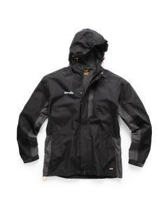 Scruffs Work Jacket Black / Graphite  M