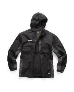 Scruffs Work Jacket Black / Graphite  L