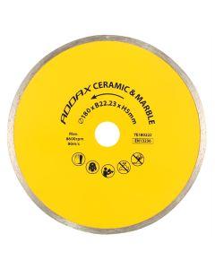 Addax Porcelain & Ceramic - Thin Turbo - 115mm