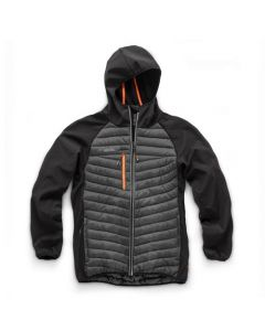 Scruffs Trade Thermo Jacket Black – Size Medium