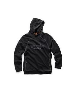 Scruffs Trade Hoodie Black XL