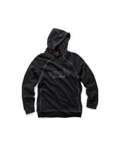 Scruffs Trade Hoodie Black XXL