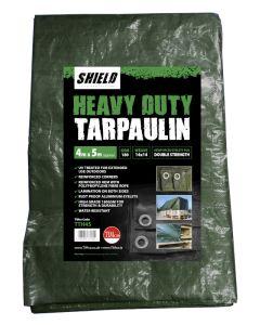 Shield Tarpaulin - Heavy Duty - 5 x 8m