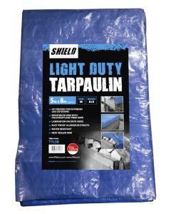 Shield Tarpaulin - Light Duty - 5 x 8m