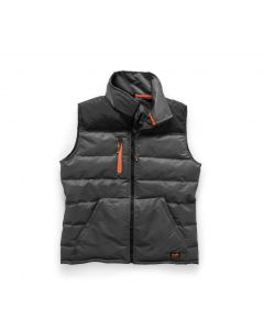 Scruffs Worker Bodywarmer Black/Charcoal L