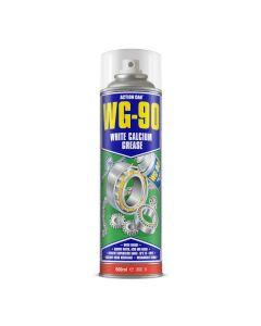 WG-90 WHITE GREASE + PTFE