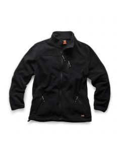Scruffs WR Worker Fleece Black XXL