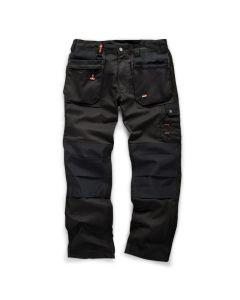 "Scruffs Worker Trouser 2019 Black 40""R"
