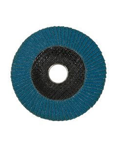 TimCo Zirconium Flap Disc 115mm - Type 29 Conical - P40 Grit