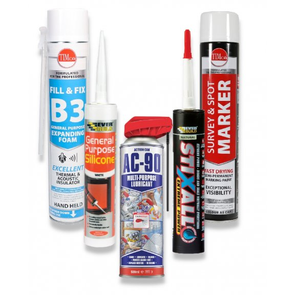 Sprays & Sealants