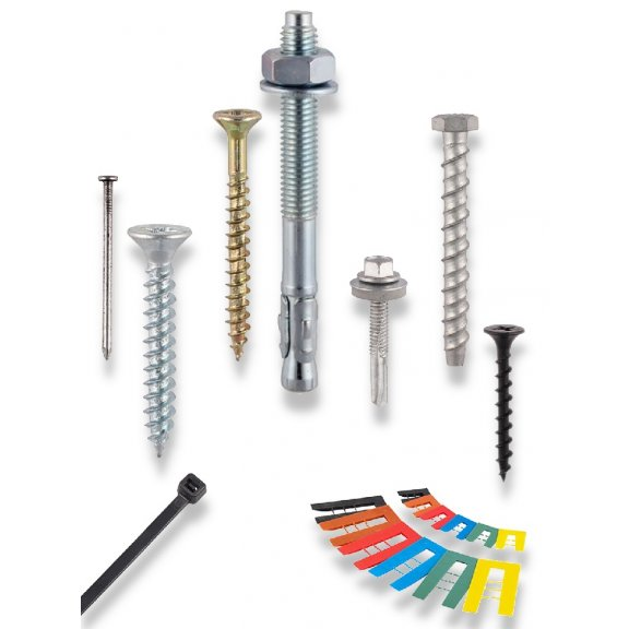 Screws, Fixings & Nails
