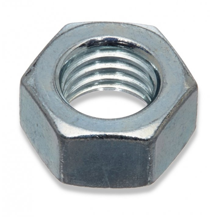 Hexagon Nut  Zinc