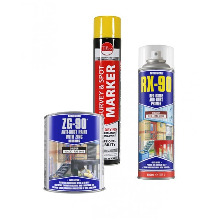 Anti Corrosion & Paints