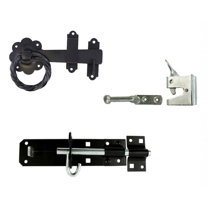 Exterior Gate & Door Furniture