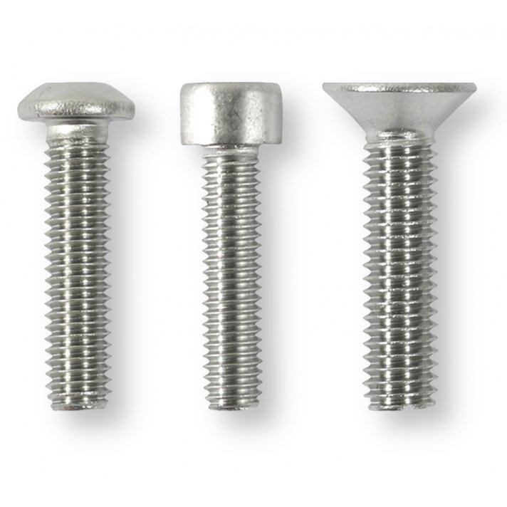 A2  (304)  Stainless Socket Screws