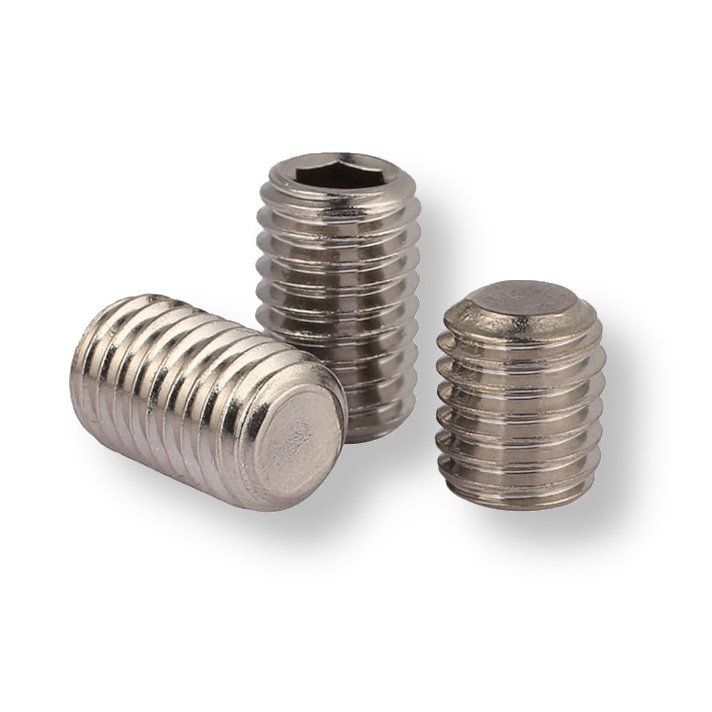 A2 (304)  Stainless Socket Set Screws Din 916