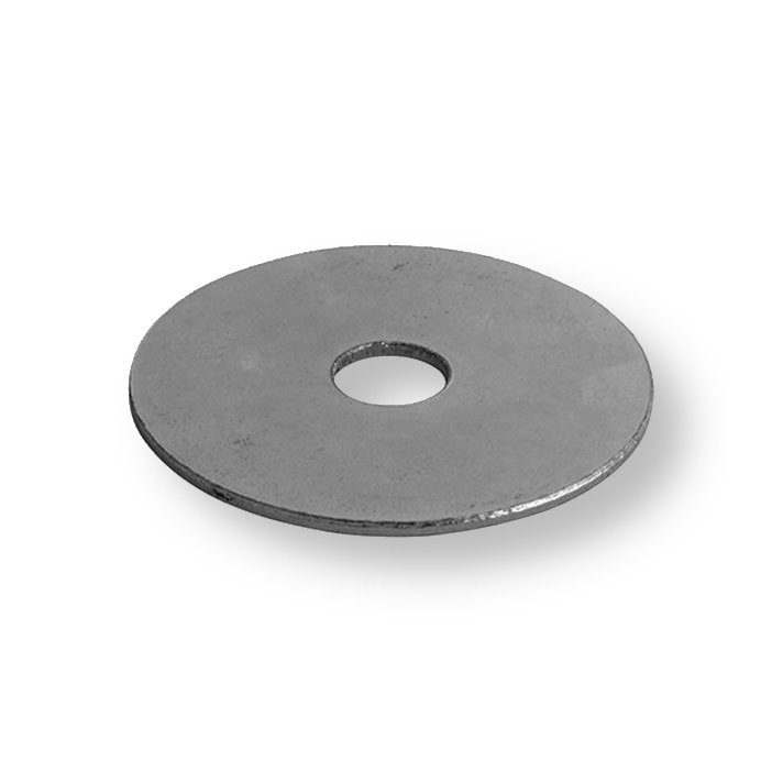 A4  (316)  Stainless Penny (mudguard)  Washers