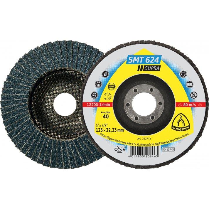 Flap & Fibre Discs